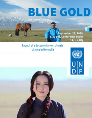 Blue Gold (Mongolia)