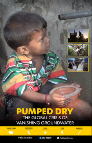 Pumped dry: the global crisis of vanishing groundwater